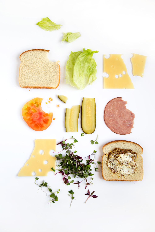 Desandwiched Sandwich